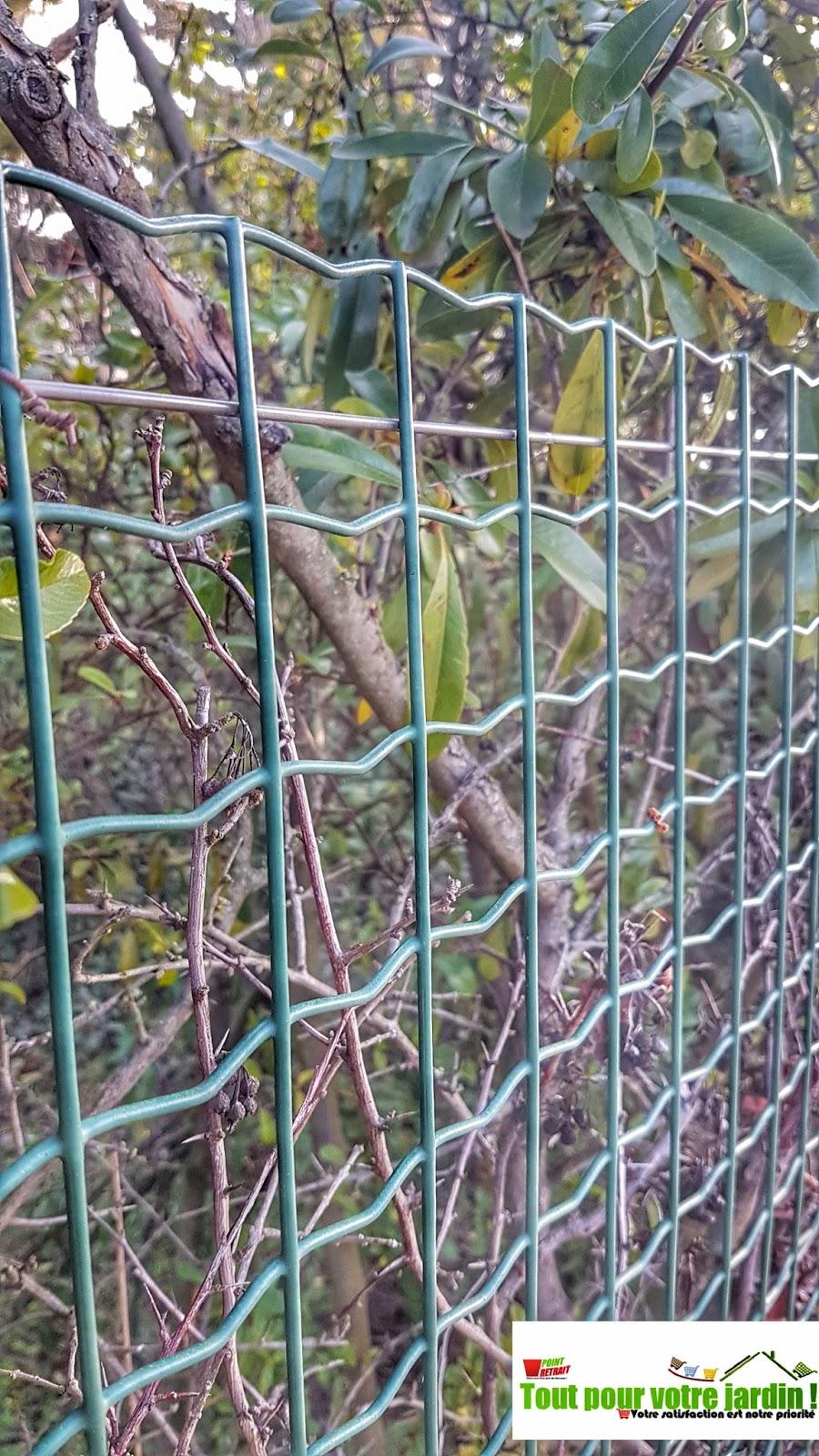 Grillage clôture : tout pour votre jardin !: mai 2017
