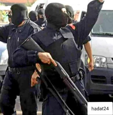 إنفجار إمرأة في عاصمة عربية