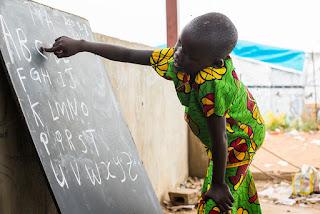 Learning in Burkina Faso