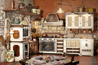 Decorar cocina country