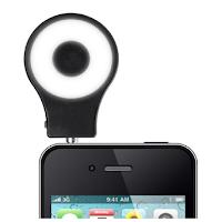 Un flash à LEDS pour Smartphone