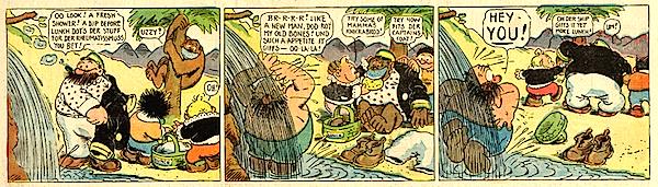 Hans und Fritz di Rudolph Dirks