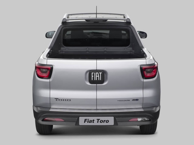 Fiat Toro Freedom 1.8 Flex