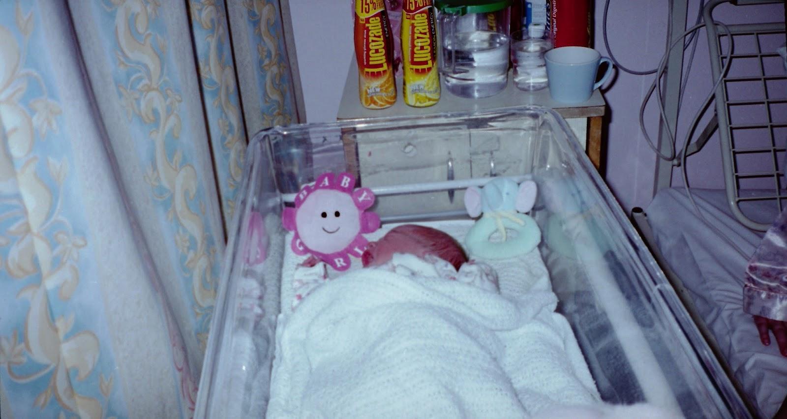 Thoughts On Turning 18... newborn baby photo lifestyle blogger UK