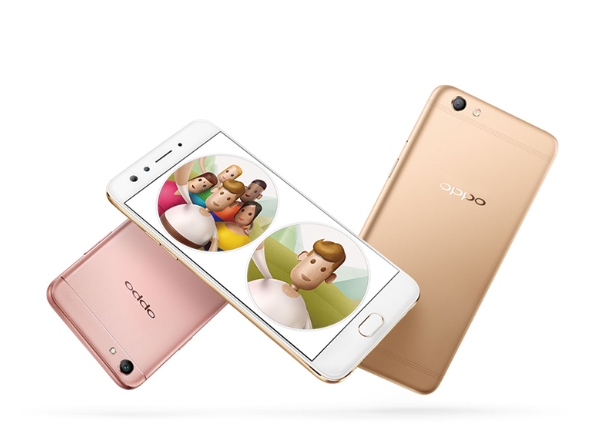 HP Oppo F3 Plus? Why not?