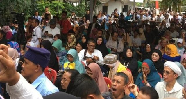 Amien ke 'Gerakan Kedaulatan Rakyat': Bela Prabowo Sampai Titik Darah Penghabisan