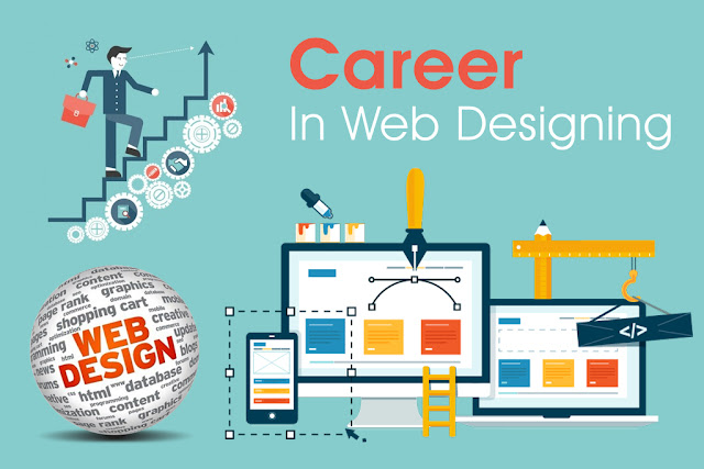 career after web design in india