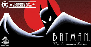 Legion of Collector Batman The Animated Series