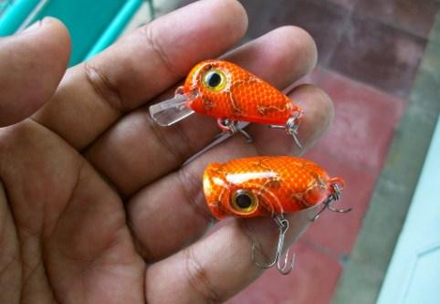 10 Jenis Mata Pancing Standar yang Umum Digunakan Pemancing Ikan