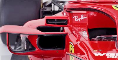Ferrari F1 SF71H