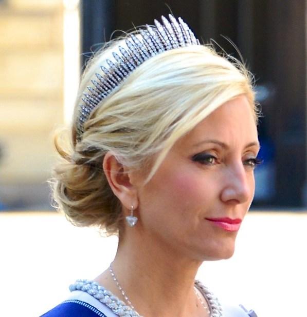 Who is Crown Princess Marie-Chantal of Greece?