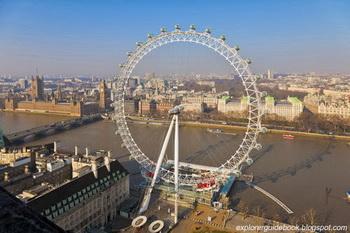 Tempat wisata terkenal di Inggris