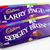 Cadbury Chocolates For Goolge Founders