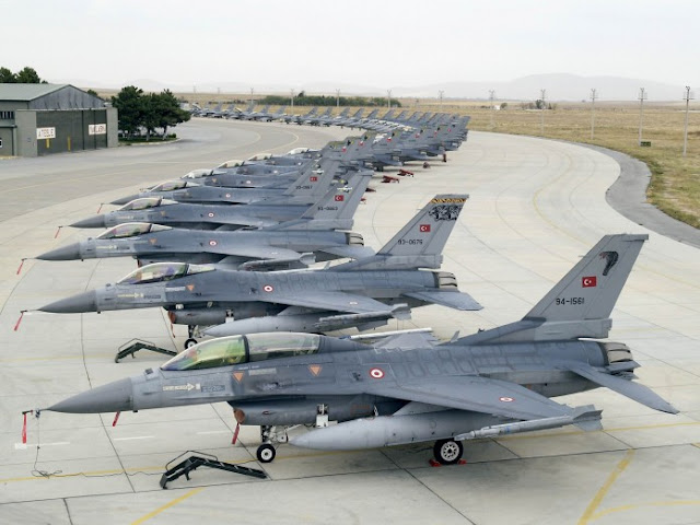 Turkey, Turkish Air Force