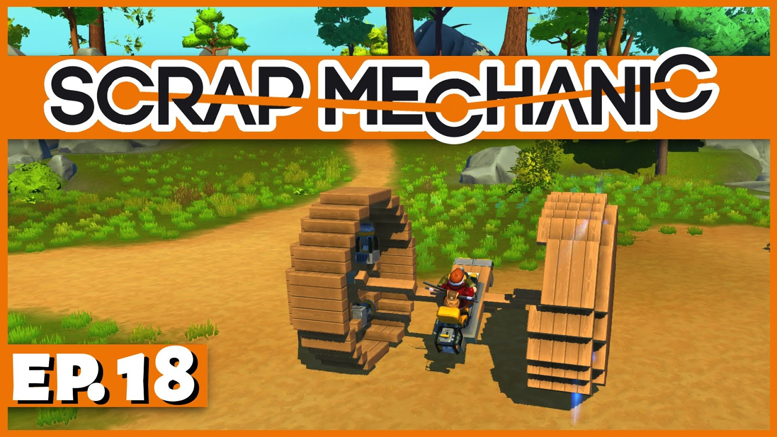 scrap mechanic how to download the cration of the workshop