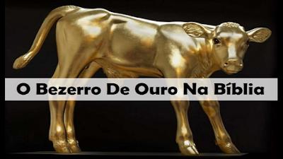 o Bezerro de ouro
