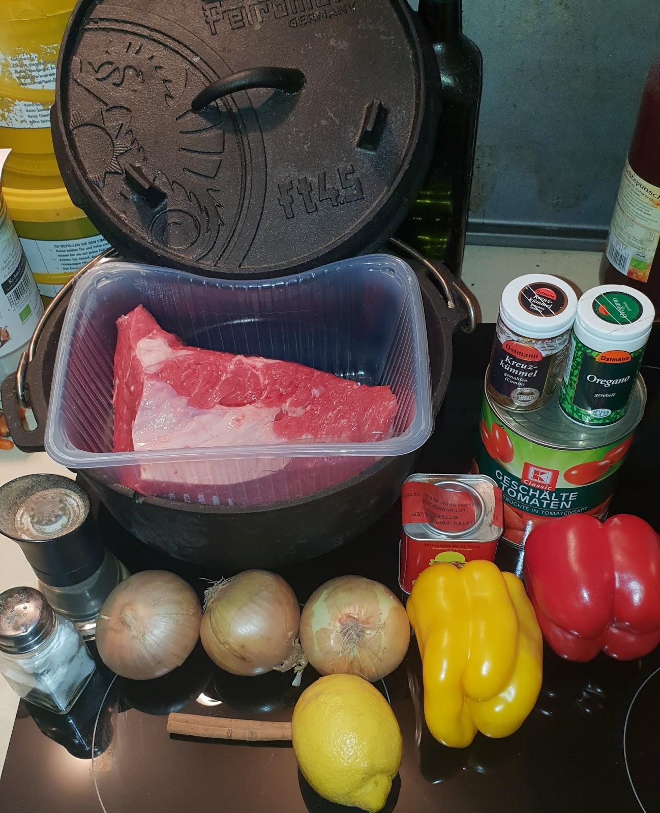 Chilihead77de Chili Con Carne Jamie Oliver Style Aus Dem Dutch Oven