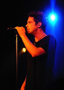 Chris Cornell, Vocalista da Banda Audioslave