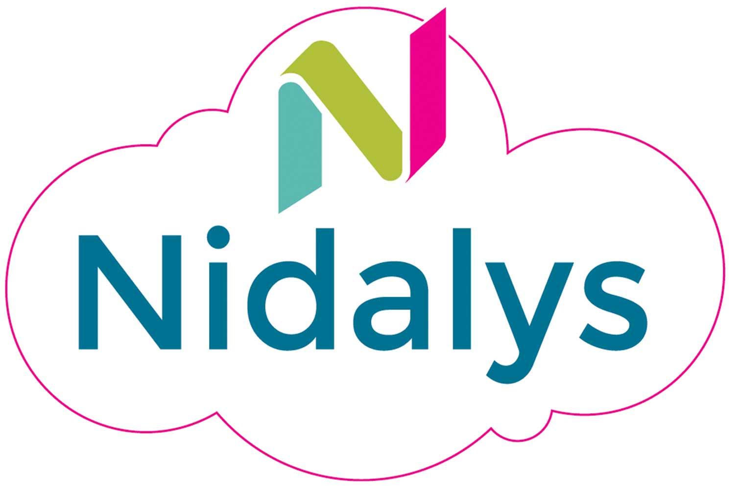 S curiser sa maison avec nidalys test avis for Logo avec une maison