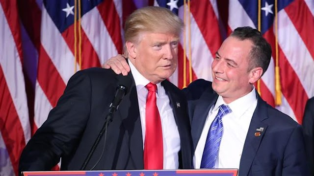 Donald Trump 'accepts' Russia launched cyber attacks, Reince Priebus says
