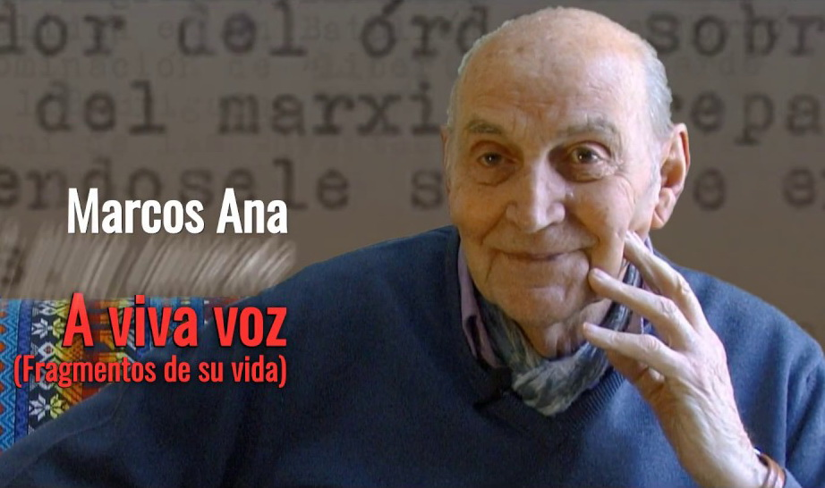 GEHA blog: Marcos Ana, a viva voz
