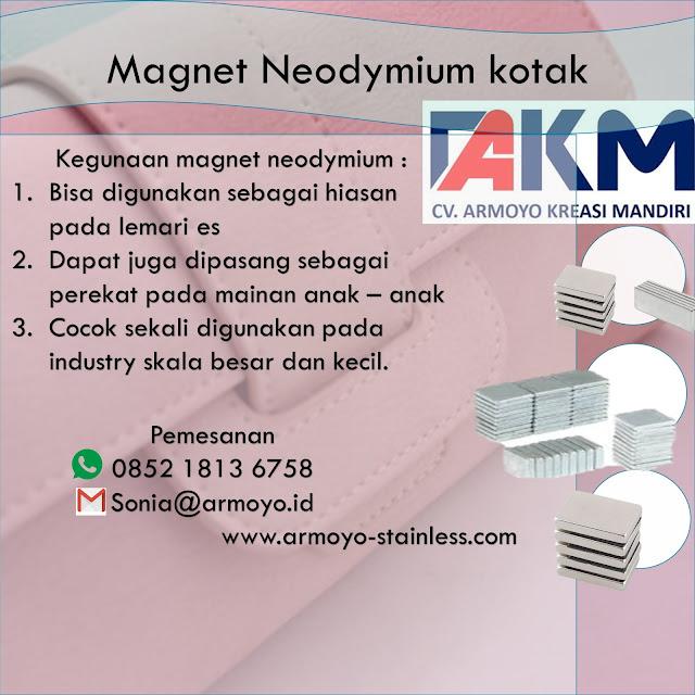 magnet neodymium kotak