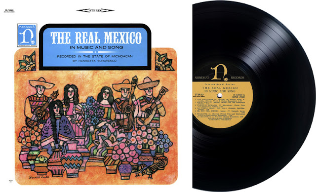 THE REAL MEXICO IN MUSIC AND SONG