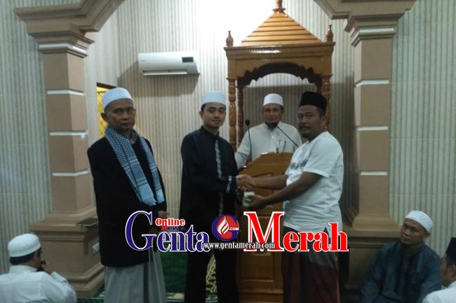 Forum Deen Assalam Lamteng Galang  Dana Gempa Sulteng