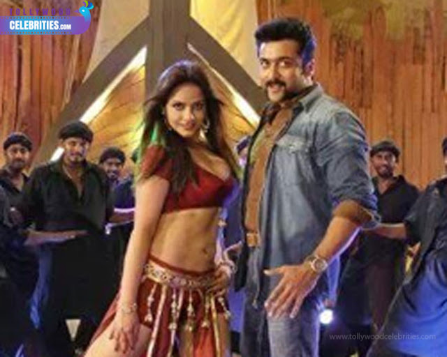 Neetu Chandra Item Song In Suriya Singam 3 Movie !