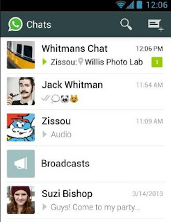 Whatsapp Messenger V2.11.106 Apk