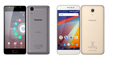 Panasonic P85 and Eluga Ray with 4000mAh Battery Launched