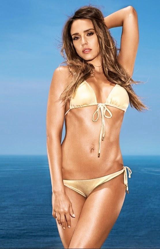 Jessica Alba 5 - Jessica Alba Hot Bikini Images-60 Most Sexiest HD Photos of Fantastic Four fame Seduces Us Atmost