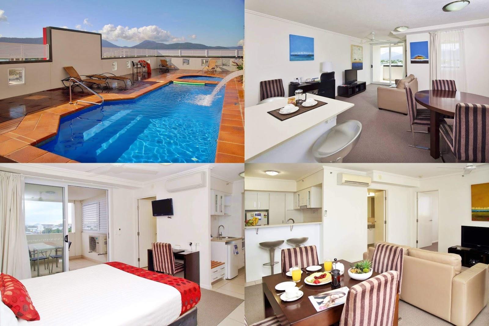 凱恩斯-住宿-推薦-貝斯特韋斯特凱恩斯中央公寓-飯店-旅館-民宿-公寓-酒店-Cairns-Best-Western-Plus-Central-Apartments-Hotel