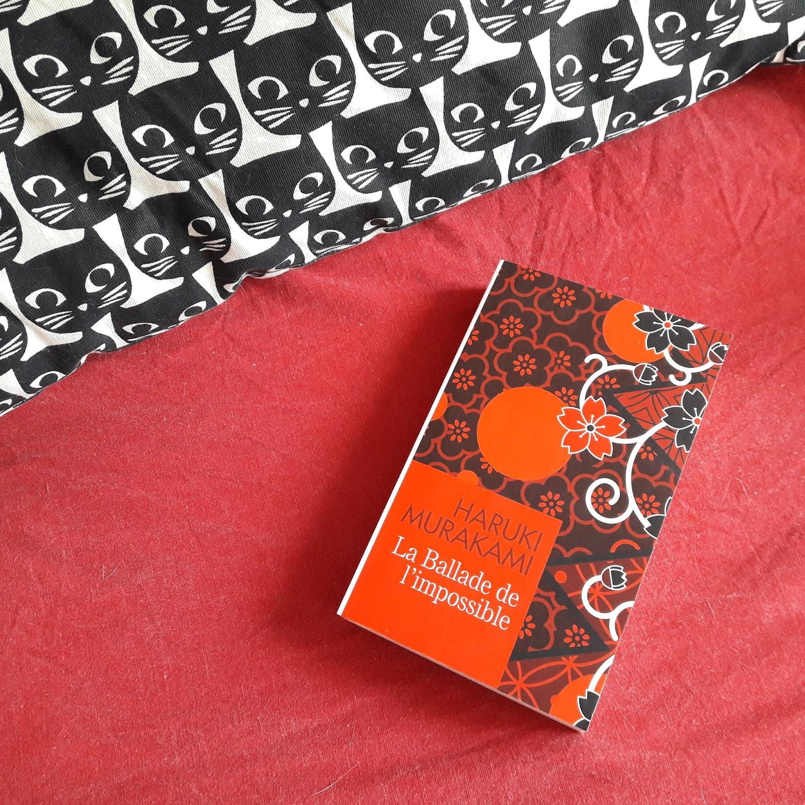 La ballade de l'impossible   d'Haruki Murakami