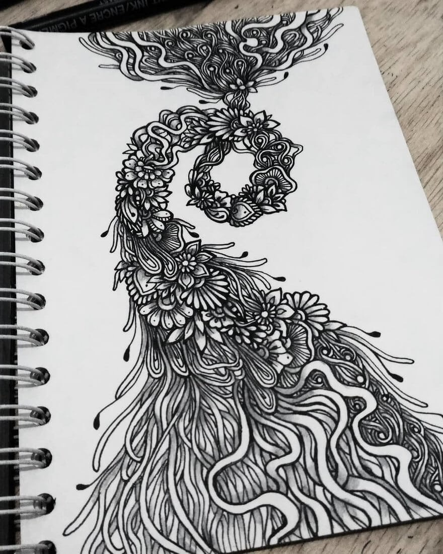 12-Widya-Rahayu-Intricate-Doodles-and-Zentangle-Drawings-www-designstack-co