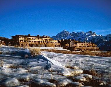 Luxury Hotels: Superb Jackson Hole Hotspot