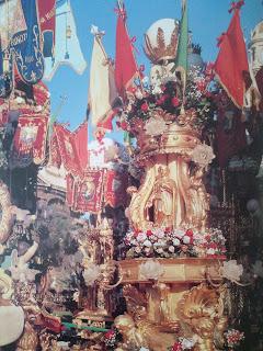 tradizioni catania candelore