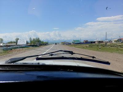 przejście graniczne kazachstan kirgistan