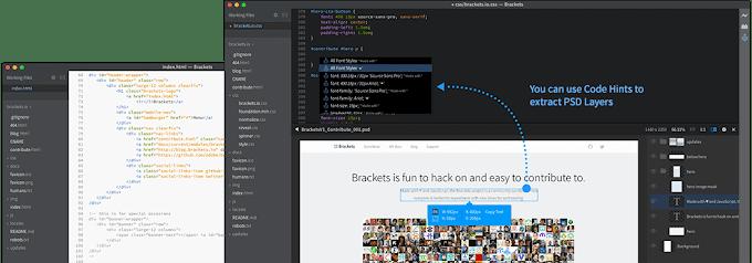 Brackets 1.12 - Ο καλύτερος text editor για προγραμματιστές