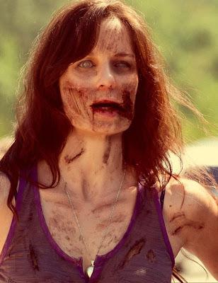 Sarah Wayne Callies, Lori Grimes in The Walking Dead
