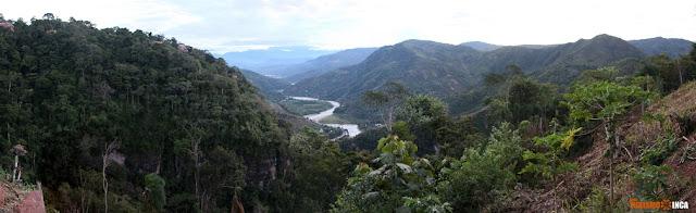 Cañón Boca de Tigre Chanchamayo