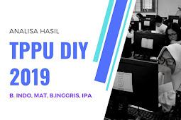 Analisa dan Kunci Jawaban Hasil Nilai TPPU DIY 2019 Tahap 2 Kabupaten Kulonprogo