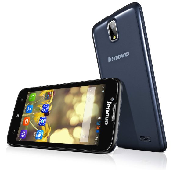 Lenovo A536: Specs, Price and Availability