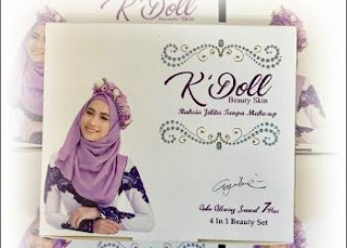 KDOLL BEAUTY SKIN 4IN1