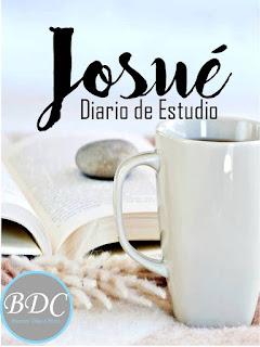 Diario de estudio para mujeres del libro de Josué