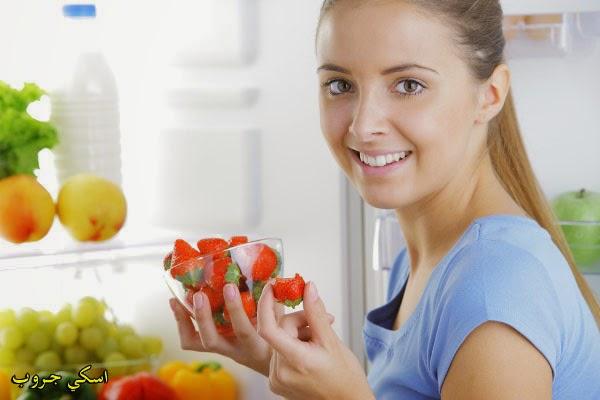 طرق لضمان الوزن الصحي Ways to ensure a healthy weight