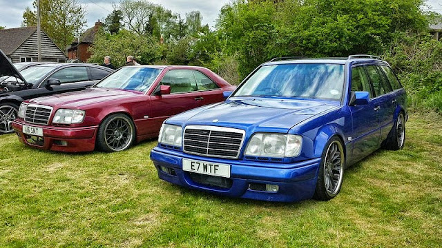 w124 estate custom