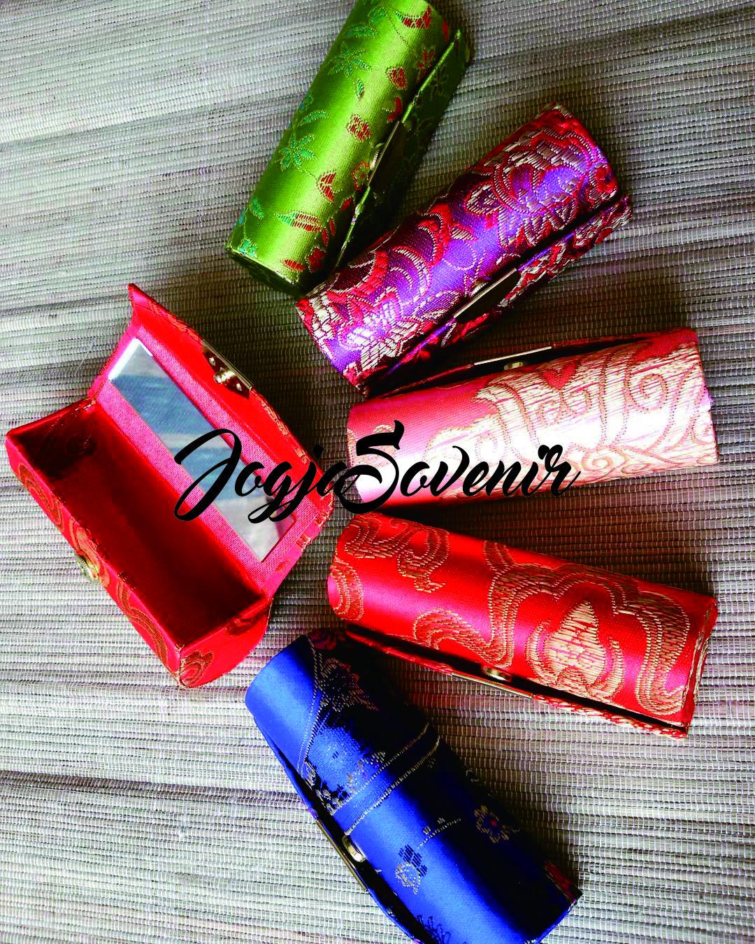 Jual Souvenir Dompet Lipstik