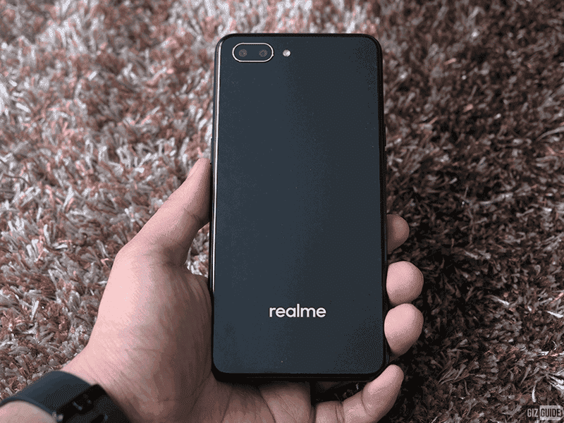 Realme C2 might come with a dewdrop notch and a 12nm chip
