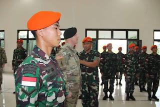 Joint Combined Exchange Training (JCET) Arrow Iron 2020